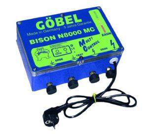 Göbel périphérique réseau Bison M 8000MC Longueur jusqu'à 80km 5,00j 230V