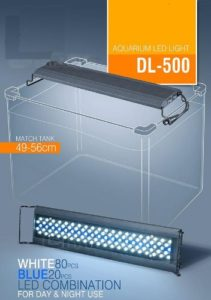 Gowe lumière LED Aquarium Plantes led-500 [Version]