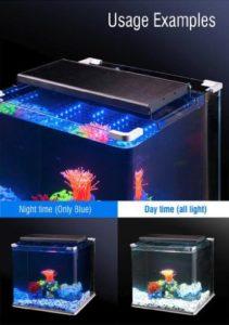 Gowe lumière LED Aquarium Plantes led-600[Version]