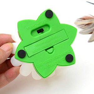 GreceMonday Oiseau Volant Bâtons de Chat électrique Rotating Toy Jouets pour Les Chats universels Cat interactifs Jouets élastiques Attrayant Pet Toy-aléatoires
