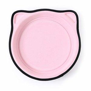 GTTBS Hamac à Ventouse pour Chat – Matelas pour Animal De Compagnie – Rebord De FenêTre Autour De La Maison De Chat Lit De Soleil,Pink,37 * 4.5cm
