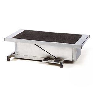 HEALTHY PETS The Master Equipment Table de toilettage électrique en Acier Inoxydable