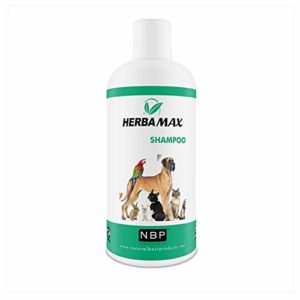 Herba Max Öko Shampooing Anti-puces pour Chien et Chat 200 ML