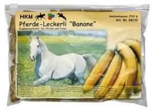 HKM 4830Chevaux–Friandises–Banane, 750g, M