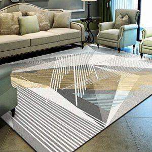 jasmineXDLstore Home Tapis De CréateurTapis de Salon Moderne de différentes Tailles, 180 * 280cm