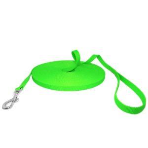 Longe solide Vert fluo