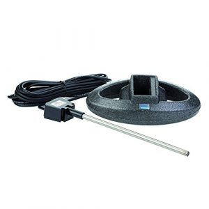 Oase 51230Réchauffeur d'eau pour étangs et bassin icefree thermo, Noir