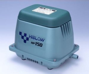 Original hiblow HP de 150 Pompe à air