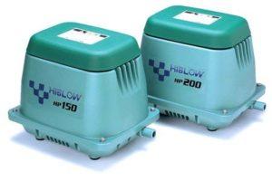 Original hiblow HP de 200Pompe à air