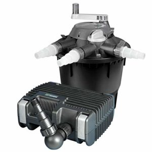 Outil Durable Hozelock Bioforce & Aquaforce Kit – Pompe et Filtre pour Bassin à Poissons