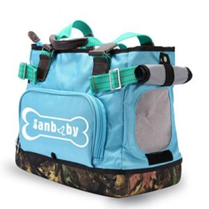 Pet Sling Carrier Mains Libres Sling Pet Chien Chat Carrier Bag Doux Confortable Chiot Kitty Lapin Double-Face Pouch Épaule Carry Tote Sac À Main,Blue