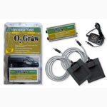 Pompe à air d'aération pour l'oxygénation de culture O2 Grow (151L)