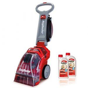 Tapis Doctor Deep Carpet Cleaner, Deep Carpet Cleaner with 2 x Carpet Detergent