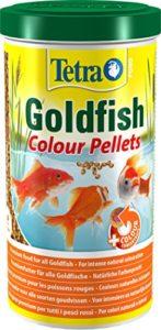 Tetra – 203402 – Pond Goldfish Colour Pellets – 1 L