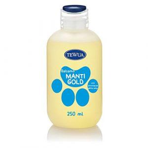 Tewua P21251 Manti Gold Après-shampoing revitalisant 250 ML