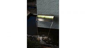 Ubbink Set Cascade Nevada 60 LED – Hauteur : 0.10 m – Longueur : 0.60 m