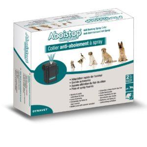 ABOISTOP COMPACT – Collier anti-aboiement à spray – Chien