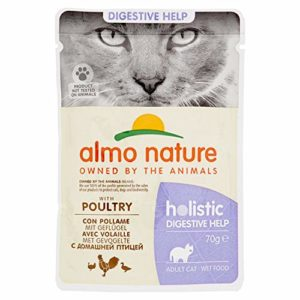 Almo Nature sensibles Poisson avec nourriture pour chats