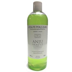 Anju Beauté – Shampooing Vitalité Poils Durs – Spécial PoilsDurs