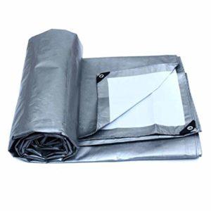Bâche LINGZHIGAN en Plastique de Tissu de de Protection de Soleil de de Camion de Voiture de Tissu imperméable et imperméable (Taille : 12m*10m)