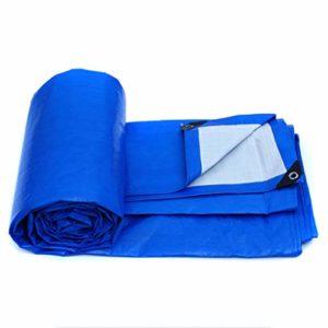 Bâche LINGZHIGAN Tissu en Plastique en Plastique de de Tissu de Poncho de de Toile (Taille : 12m*10m)