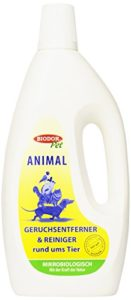 Biodor Animal Solution nettoyante et désodorisante
