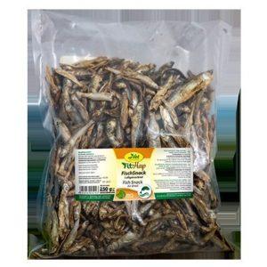 cdVet poisson Snack Sacs Commerce 12x 250g