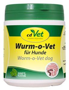 cdVet Produits naturels Ver-o-Vet Chien 250 g (Paquet en vrac)