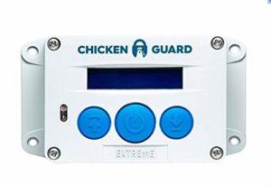ChickenGuard Extreme Portier Automatique Pour Poulailler