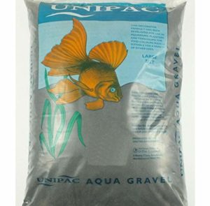 Durable tool Substrat décoratif pour Aquarium Limpopo Noir 20 kg