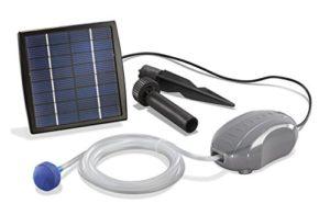Esotec 101870 Aérateur solaire pour étang « Solar Air-S »