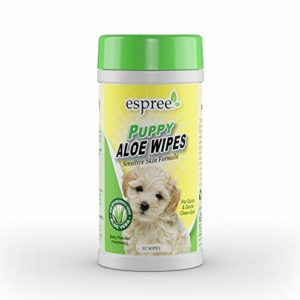 Espree Puppy Wipes Pack 50