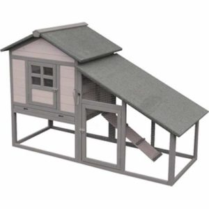 FLAMINGO 210086 Quincy Cottage Lot de 2 Lapins