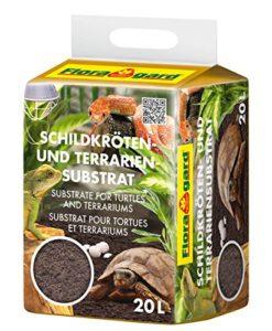 Floragard Substrat pour tortues et terrariums 20l