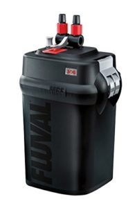 Fluval Filtre Extérieur pour Aquarium 306 Débit Max 1150 L/H
