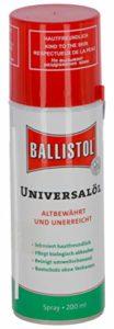 GÉNÉRIQUE Huile universelle Ballistol Spray 200ml