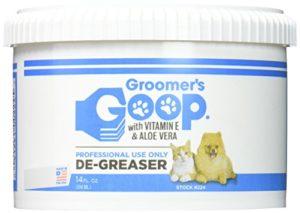 Groomers Goop Crème pour Les Peaux Grasses Manteaux, 396,9Gram Peut