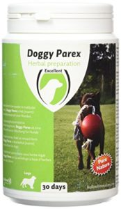 Holland Animal Care Doggy Parex Complément Nutritionnel pour Chien 270 g