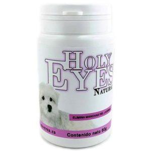 Holy Eyes Natural eau de Javel pour chien et chat 120gr
