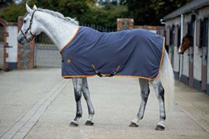 Horseware Amigo stable Sheet 0 G – excal & Orange