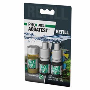 Jbl Jbl Proaquatest Po4 Phosphate Sensitiv Refill Pour Aquariophilie