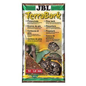 JBL Substrat de Sol, Les terrariums de forêt de forêt Tropicale, écorce de pin, TerraBark