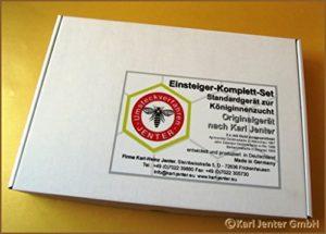 KARL JENTER Kit complet pour débutant, système d'élevage de reines d'abeilles