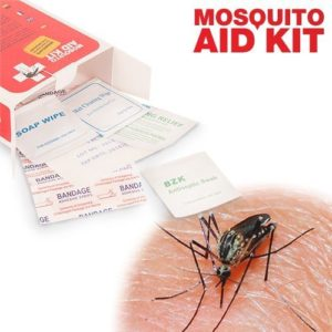 Kit Sanitario Picaduras de Mosquitos