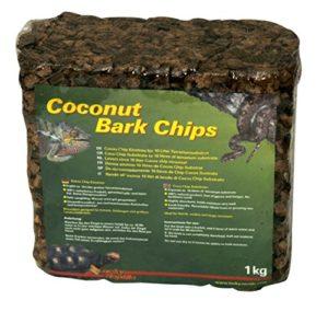LUCKY REPTILE CB-M Substrat en éclats d'écorce de noix de coco