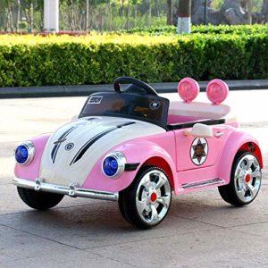 Nouvelle voiture électrique de bébé enfants à quatre roues motrices Télécommande TCAR Can Sit Personnes 1-3 ans Enfant Fille de charge voiture Véhicules cyclotouristiques sur bgirl swing RC Enfant TCA