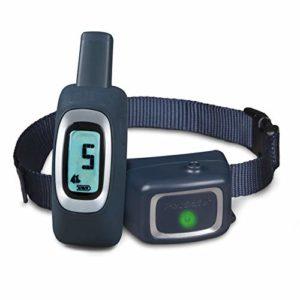 PetSafe Collier anti-aboiement spray pour chien avec cartouches citronnelle ou inodore jetable, Correction 3 en 1: tonalité, vibration, pulvérisation, collier imperméable et rechargeable, portée 300 m