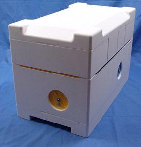 Reines begattung Boîte pour 4Reines sur Mini Plus