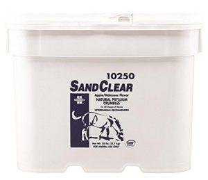 SAND CLEAR – Limite les risques de coliques de sable chez le cheval 22.65 kg
