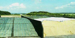 Silo Grille de protection 10m x 12m